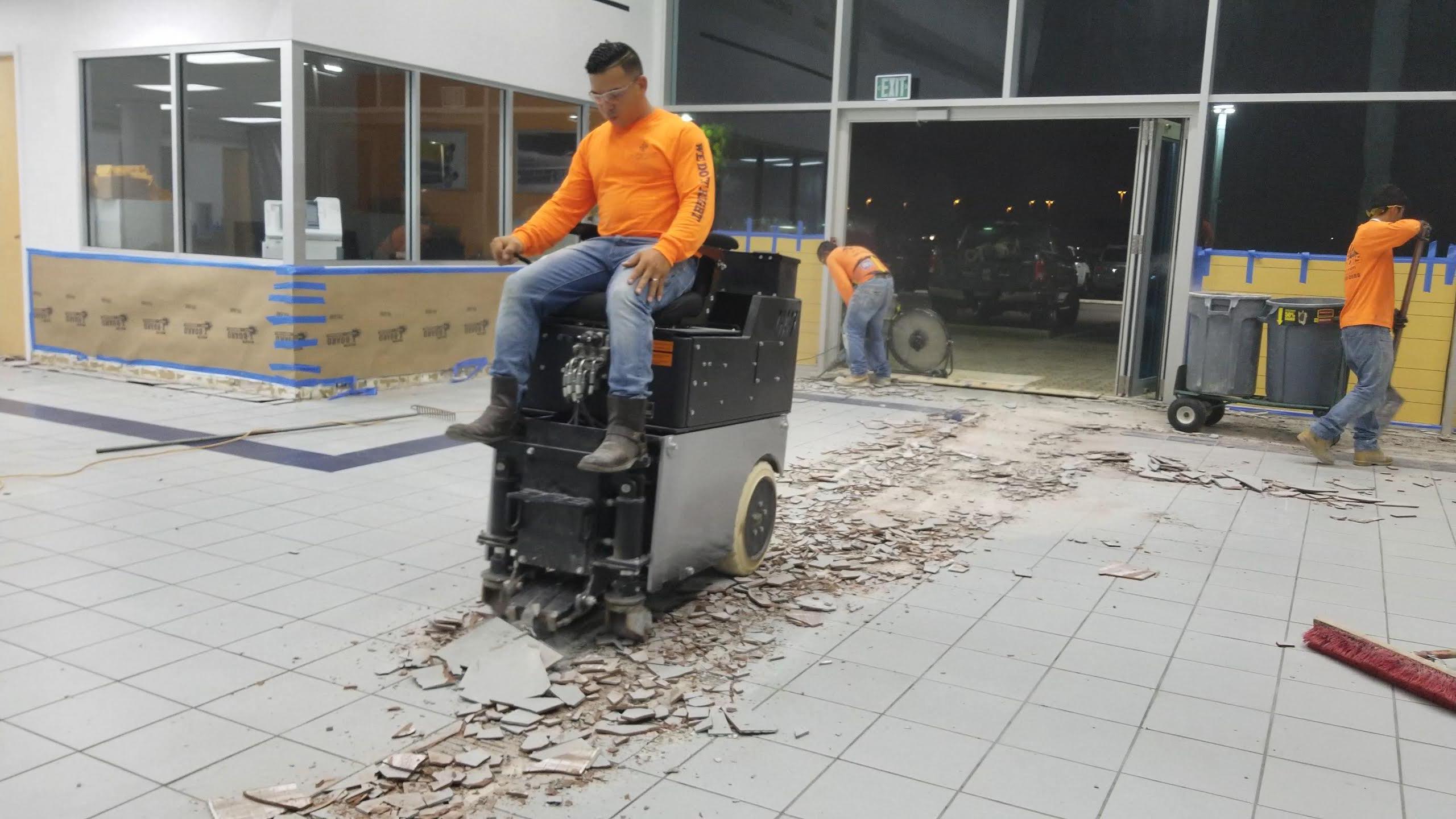 Floor Removal Contractors