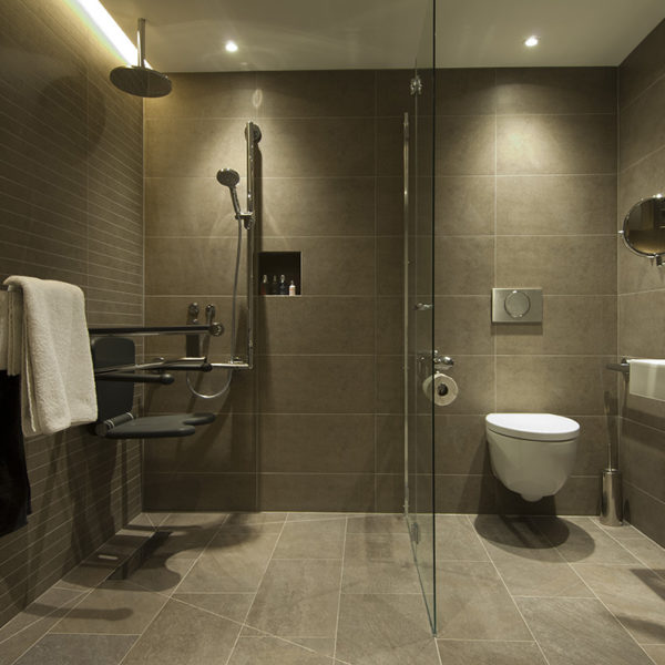 Accessible Bathroom Tiling Options